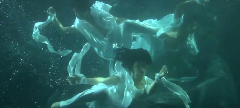 Olhar da arte para a relação entre humano, oceanos e suascriaturas