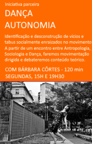 Saiba mais: https://www.facebook.com/pg/labcconecsoma/events/?ref=page_internal