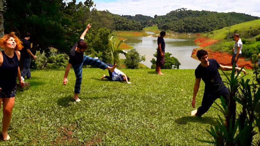 Imersão de Corpo e Movimento na Natureza * Verão2019
