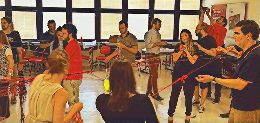 Performance emerge de aula no mestrado em sustentabilidade (FGV)
