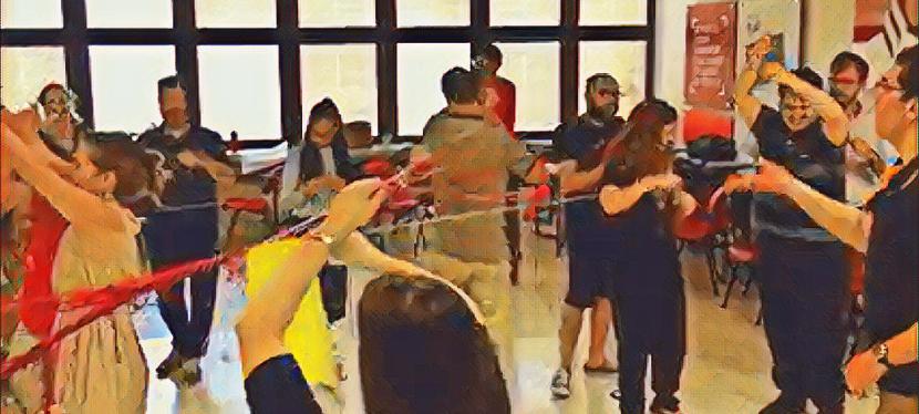 APOIO A ORGANIZAÇÕES: experiências para inspirar, integrar eplanejar