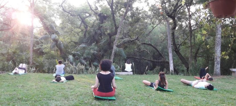 Imersão de Corpo e Movimento na Natureza: Especial2020